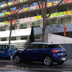 Foto 3 de 16 de la galería mini-paceman-presentacion en Motorpasión
