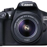 Más barato imposible: la EOS 1300D de Canon, en eBay por 251 euros, con el cupón P10APP