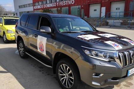 La flota de Toyota a disposición del personal público bajo el hashtag solidario #YoCedoMiCoche
