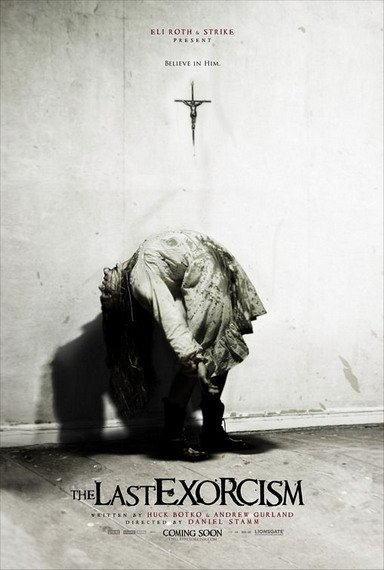 'The Last Exorcism', cartel y tráiler