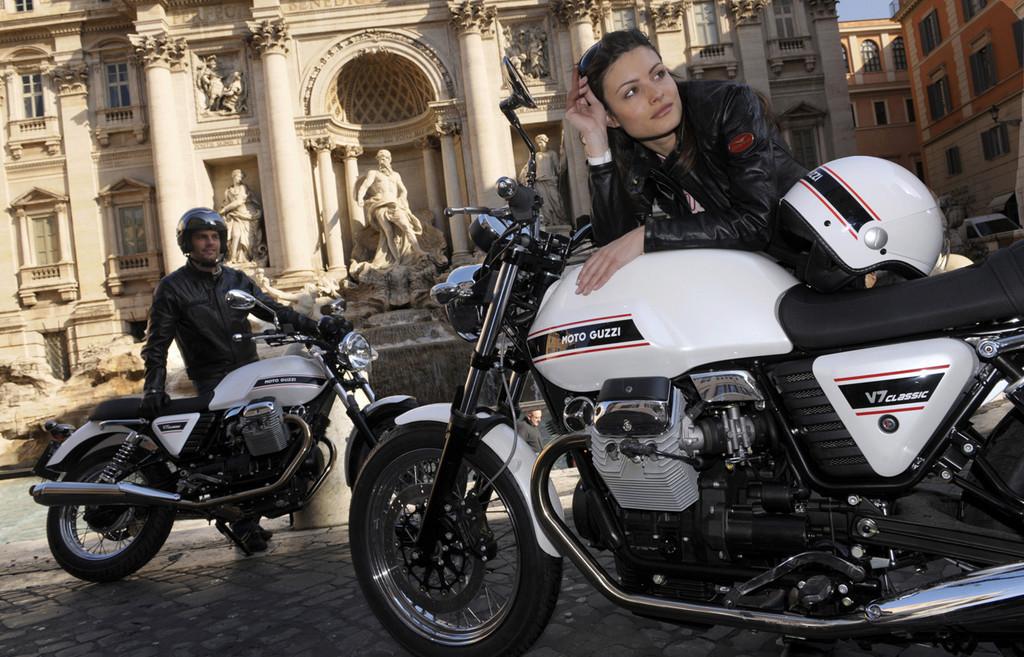 Foto de Moto Guzzi V7 Classic (1/42)