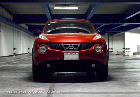 Nissan Juke, prueba (parte 1)