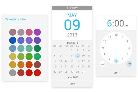 En Google Play | Google Calendar Más información | Official Android ...