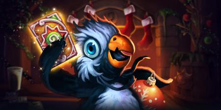 Hearthstone regala sobres de cartas gratis a los jugadores y trae de vuelta modos de juego temáticos en el Festival de Invierno