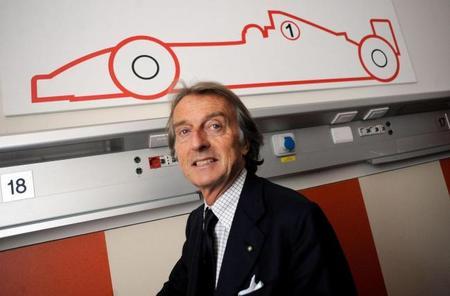 Luca di Montezemolo no renunciará a Ferrari así sea parlamentario