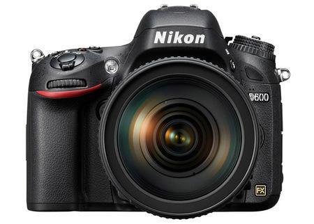 Nikon D600, la esperada DSLR full frame para el pueblo
