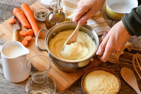 Pure De Zanahoria Patata