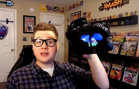 ¿Cómo funciona Switch en Realidad Virtual? Un fan ya la ha puesto a prueba