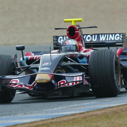 Sebastian Vettel, el mejor del último día en Jerez