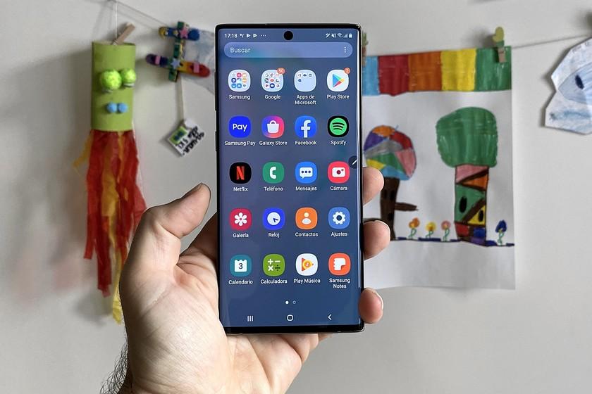 Samsung Galaxy Note 10, análisis: lo mejor de Samsung en tamaño más compacto