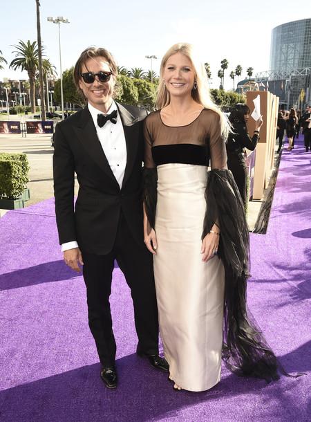 Gwyneth Paltrow apuesta por una auténtica joya para acudir a los Premios Emmy 2019: un vestido vintage de Valentino