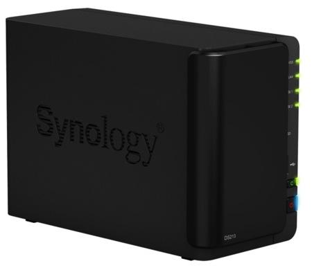 Synology DS213 pierde un '+' para ganar un precio más atractivo