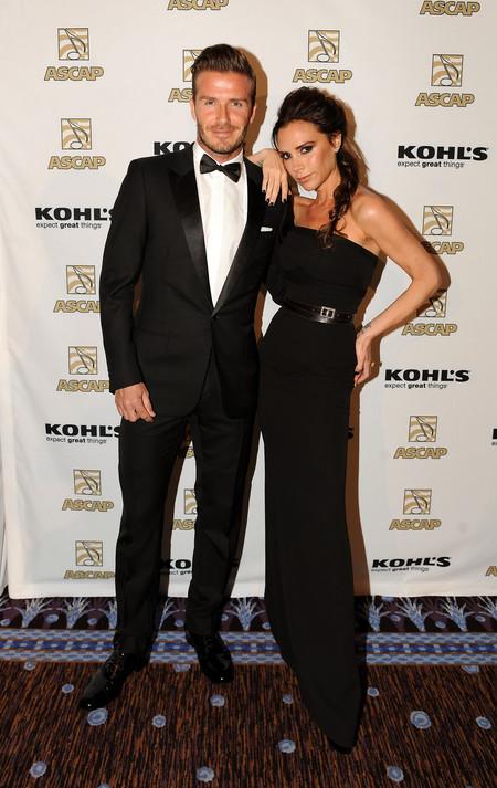 David Y Victoria Beckham 20 Aniversario Boda 2012