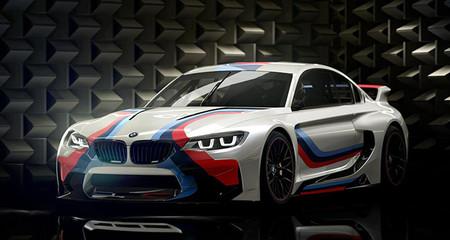 BMW Vision Gran Turismo o cómo podrían ser los coches de competición del futuro