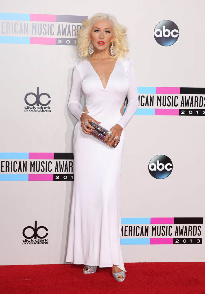 Foto de Top 10: Las famosas peor vestidas de 2013 (20/21)