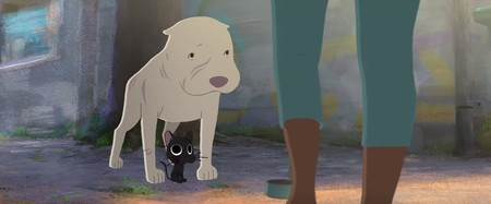 """""""Kitbull"""", el emotivo corto de Pixar acerca del maltrato animal que te tocará el corazón"""