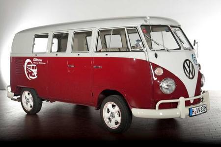 Furgoneta Volkswagen Clásica
