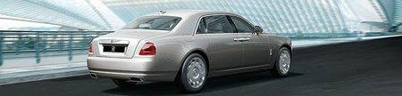 Rolls Royce llega por primera vez a América Latina