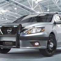 El Nissan Altima estrena una versión patrulla para EUA