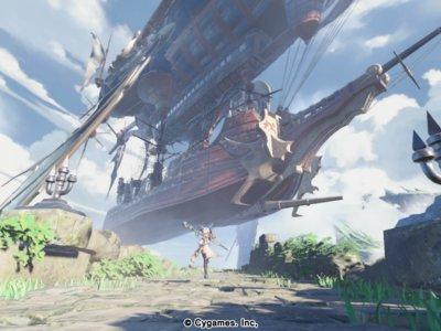 Granblue Fantasy - Project Re:LINK es el nuevo JRPG de Platinum Games