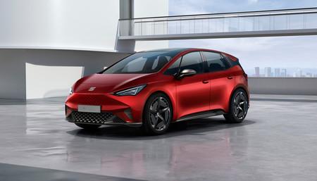 CUPRA se queda el coche eléctrico el-Born de SEAT para reforzar su imagen de marca