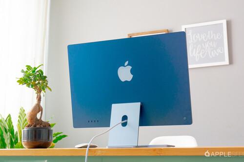El iMac grande tiene su rediseño a la vuelta de la esquina, con pantalla mini-LED, ProMotion y 27 pulgadas