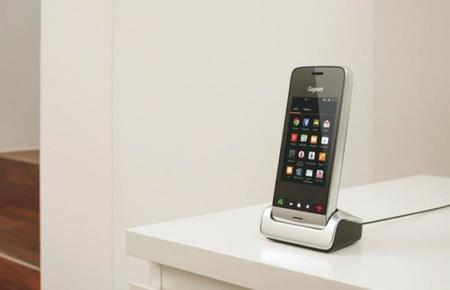 Gigaset SL930A, nuevo teléfono DECT con Android