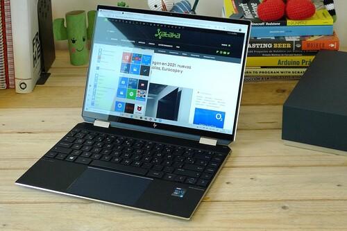 HP Spectre X360 14, análisis: potencia con 9 horas de batería en un diseño exquisito y convertible