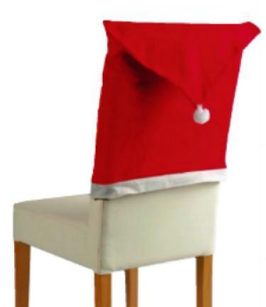 Funda silla Navidad