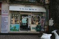 "Imagen de la semana: Distribuidor Apple ""Vietnam Style"""