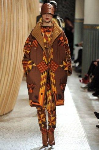 Hermès Otoño-Invierno 2011/2012 Africa
