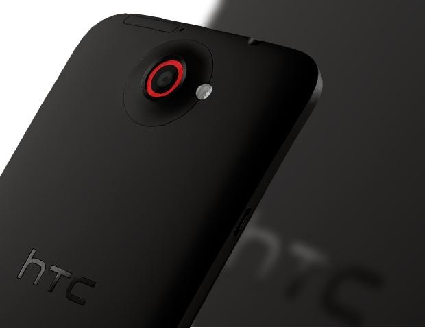 HTC cámara