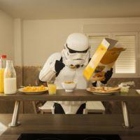 ¿Cómo es el día a día de los Stormtroopers...?