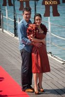 El look de Salma Hayek en el festival de Cannes 2011