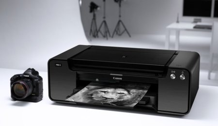 Canon Pixma Pro-1 se postula como la impresora para profesionales