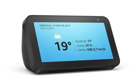 Amazon Echo Show 5 por 49,99 euros: el Echo con pantalla a precio de uno sólo con altavoz