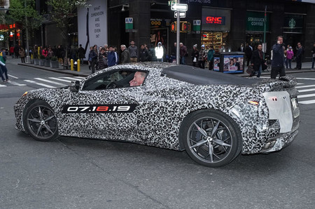 Chevrolet Corvette C8 se presentará 18 de julio