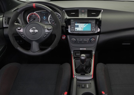 Nissan Sentra Nismo 2017 1024 22
