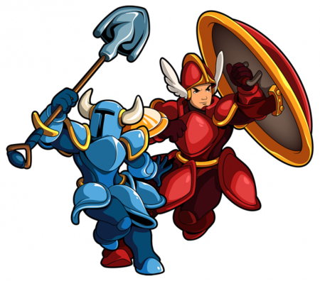 Shovel Knight Body Swap