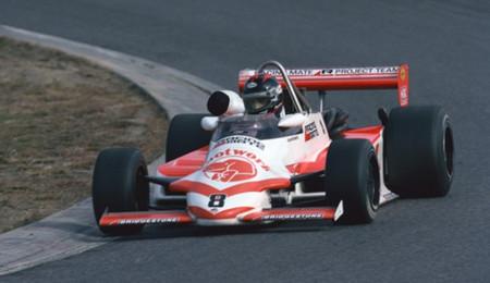Keiji Matsumoto F2 japonesa 1983