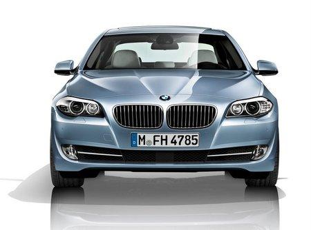BMW ActiveHybrid 5, una berlina híbrida de 340 CV