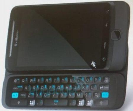 HTC Glacier, tan rápido que huele a Snapdragon de doble núcleo