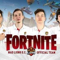 """MAD Lions E.C. busca """"impactar"""" a la comunidad con su nuevo equipo de Fortnite, que llega en el """"mejor momento"""""""