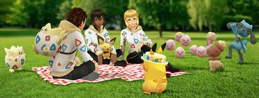 Pokémon GO da la bienvenida a la primavera con un nuevo evento y con el estreno de la tabla de clasificaciones de la Liga Combates GO