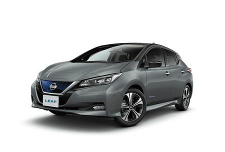 Nissan LEAF obtiene una importante actualización, pero por ahora sólo en Japón