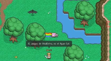 'BrowserQuest', el juego gratuito de Mozilla estilo 'Zelda' que se juega desde el navegador. Ojo que engancha