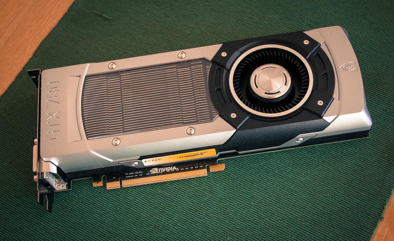 Foto de NVidia GTX 780, análisis (15/15)