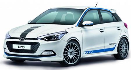 Hyundai i20 Sport, el i20 que sólo se verá en Alemania