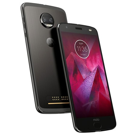 Motorola Moto Z2 Force 64gb Black 11092017 05 P