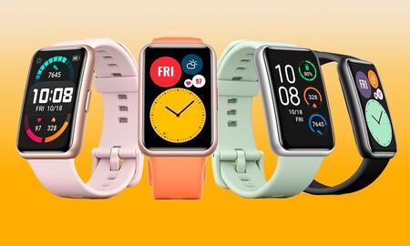 Nunca lo habías visto tan barato: el Watch Fit de Huawei ahora cuesta menos que en el Black Friday